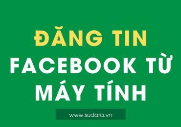 Cách đăng story trên facebook bằng máy tính   Cách Đăng Tin Trên Facebook Story Từ Máy Tính, Laptop đơn giản   SUDATA