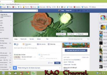 Cách đăng file word lên facebook | Hướng dẫn cách đăng tải file lên facebook