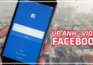 Cách đăng hình lên facebook bằng điện thoại | Hướng dẫn cách đăng ảnh và video lên facebook bằng điện thoại không bị mờ